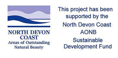 Supported by North Devon Coast