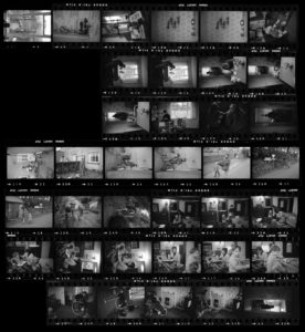 Contact Sheet 320 by Roger Deakins