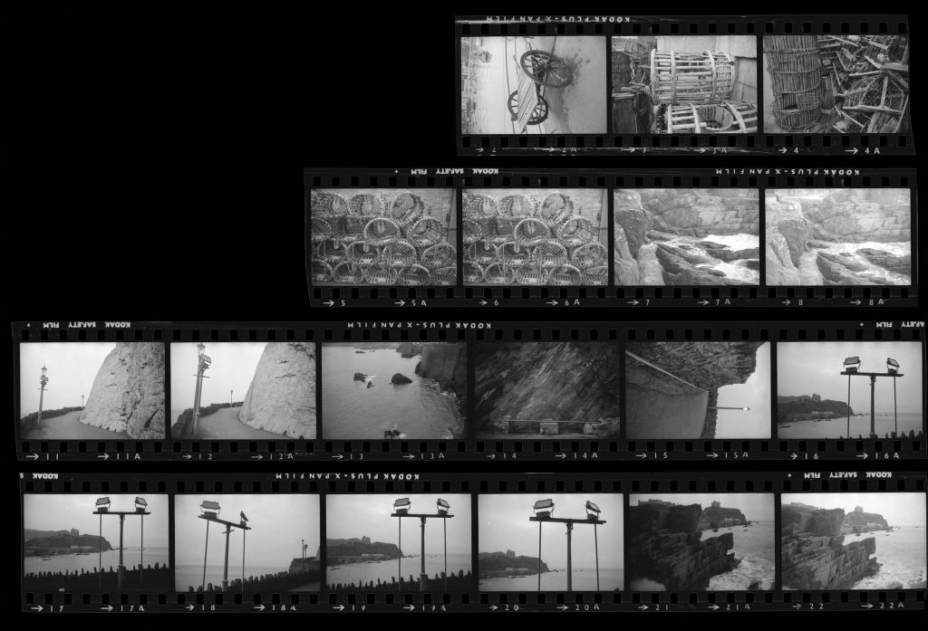 Contact Sheet 204 by