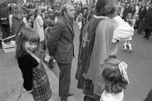 Torrington May Fair by James Ravilious