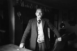 Reuben Clements of Dolton by James Ravilious