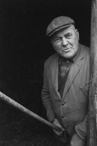 Cyril Bennett by James Ravilious