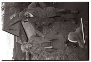 Frank and Jean Pickard by James Ravilious