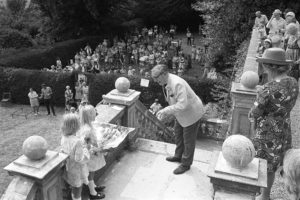 Opening speech of the Church Garden Party by James Ravilious