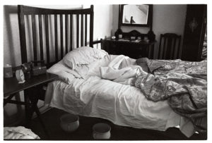 Archie Parkhouse's bedroom by James Ravilious