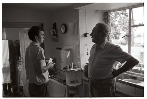 Graham and John Ward by James Ravilious
