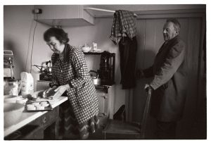 John and Hettie Ward by James Ravilious