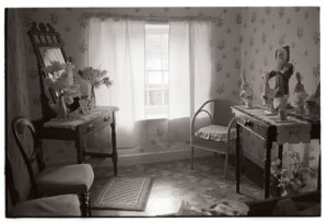 Emily Easterbrook's bedroom by James Ravilious