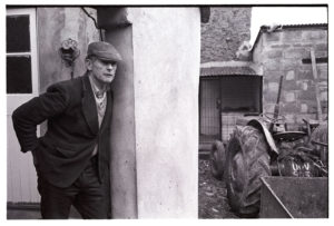 Jim Woolacott by James Ravilious