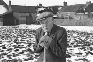 George Allin by James Ravilious