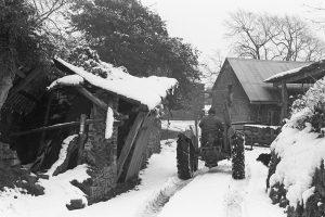 Lower Langham Farm by James Ravilious