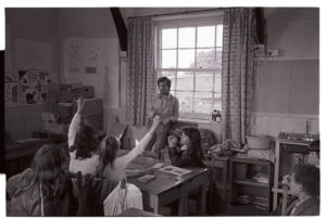 Classroom by James Ravilious