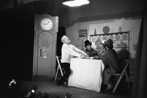 Women's Institute Christmas play by James Ravilious