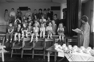 School concert by James Ravilious