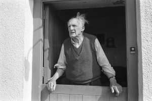 Arthur Ford by James Ravilious