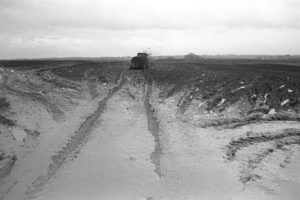 Muckspreading by James Ravilious