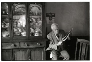 Ron Jury by James Ravilious