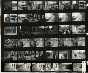 Contact Sheet 1 by James Ravilious