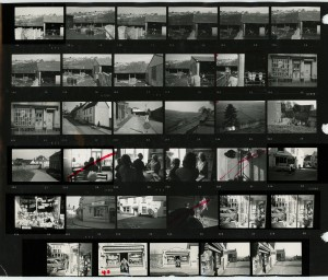 Contact Sheet 2 by James Ravilious