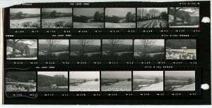 Contact Sheet 3 by James Ravilious