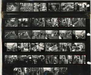 Contact Sheet 7 by James Ravilious