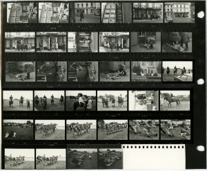 Contact Sheet 18 by James Ravilious
