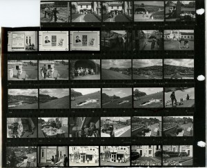 Contact Sheet 22 by James Ravilious