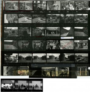 Contact Sheet 25 by James Ravilious