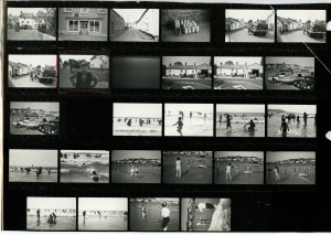 Contact Sheet 26 by James Ravilious