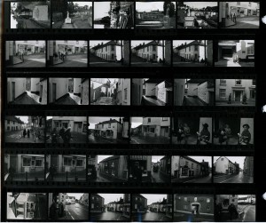 Contact Sheet 45 by James Ravilious