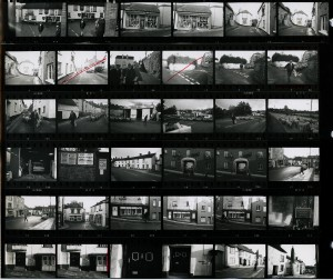 Contact Sheet 46 by James Ravilious