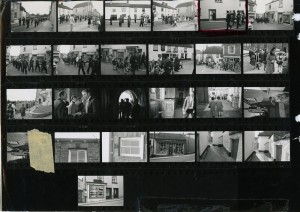 Contact Sheet 48 by James Ravilious