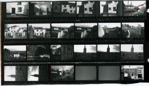 Contact Sheet 49 by James Ravilious