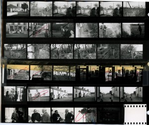 Contact Sheet 52 by James Ravilious