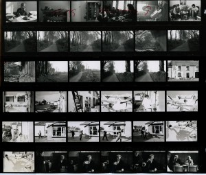 Contact Sheet 53 Part 2 by James Ravilious