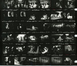 Contact Sheet 102 by James Ravilious