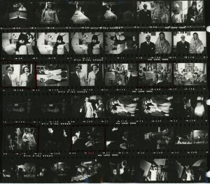 Contact Sheet 103 by James Ravilious