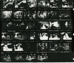 Contact Sheet 104 by James Ravilious