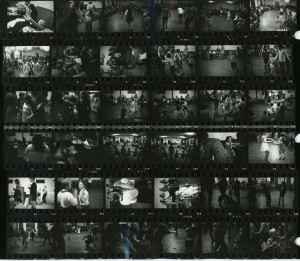 Contact Sheet 108 by James Ravilious