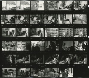 Contact Sheet 188 by James Ravilious