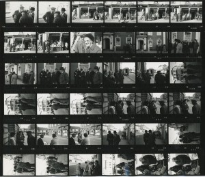 Contact Sheet 191 by James Ravilious