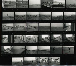Contact Sheet 202 by James Ravilious
