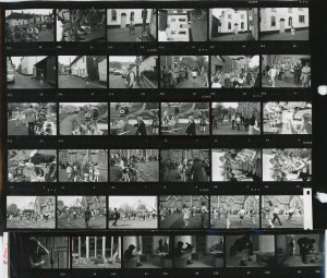 Contact Sheet 222 by James Ravilious