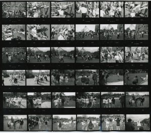 Contact Sheet 223 by James Ravilious