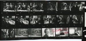 Contact Sheet 251 by James Ravilious