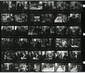 Contact Sheet 252 by James Ravilious