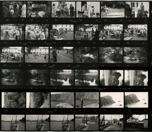Contact Sheet 272 by James Ravilious
