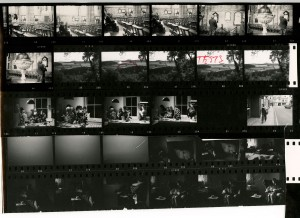 Contact Sheet 277 by James Ravilious