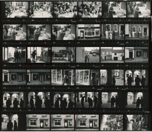 Contact Sheet 373 by James Ravilious