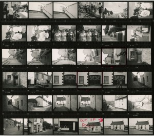 Contact Sheet 435 by James Ravilious